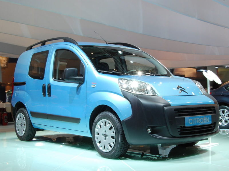 citroen nemo i (1) 1.4 hdi70 attraction 4p