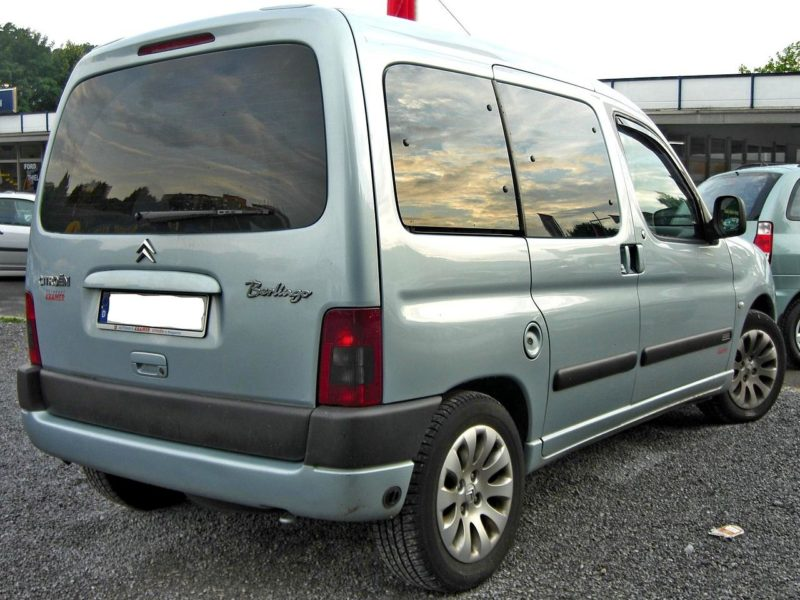 citroen berlingo i (2) 1.6 hdi75 4p