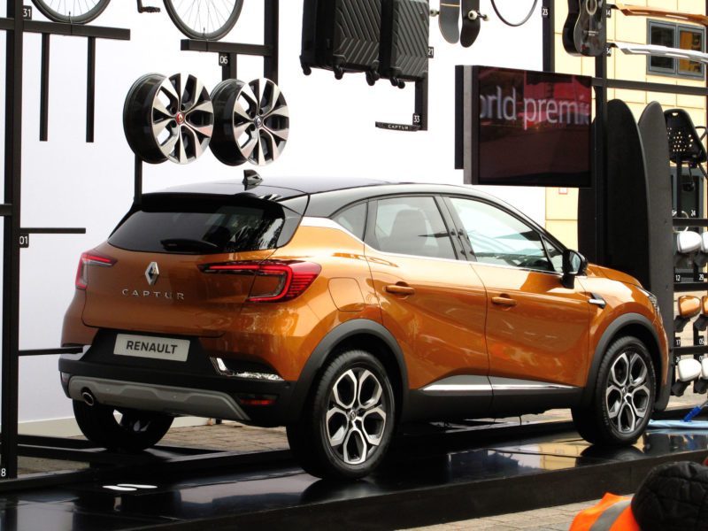 renault captur i (j87) (1) 1.5 dci 90ch stop&start energy life eco²